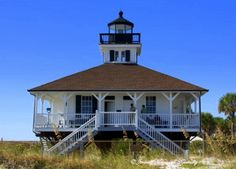 oldest lighthous, lighthouses in florida