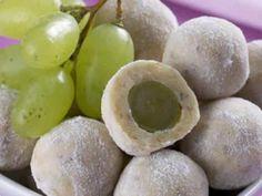 Receita de Docinho de uva coberta - Show de Receitas