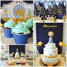 princ parti, birthday parti, 1st bday, birthday idea, 1st birthday