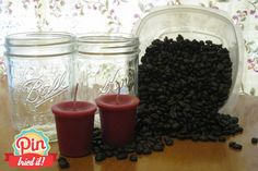 Coffee-Bean-Candle Artsy Crafts, Coffee Beans Candles, Buy Viagra, Amla, Pintriedit Com, Viagra Online, Coffe Beans, Mr. Beans, Coffeee Beans Candles