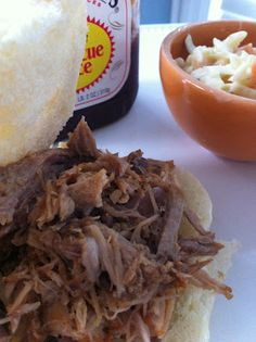 The Art of Comfort Baking: Slow Cooker Southern Style Pulled Pork and Coleslaw