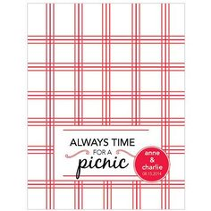 Perfect place settings! #picnic