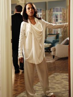 What did you think of last night's intense episode of #Scandal?