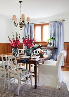 Michael Penney's Dining Room   photo Donna Griffith   design Michael Penney
