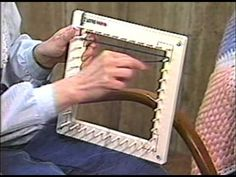 DIY Hexagon Loom Weaving