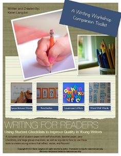 Primary Writing/Editing TPT Freebies!