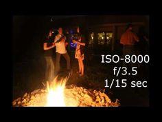 Canon 5D Mark III ISO