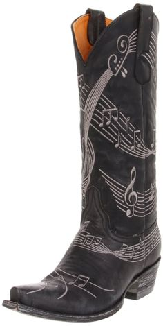 Boots Boots Boots I LOVE  ...Old Gringo Women's Violina Boot
