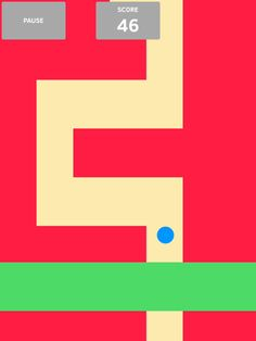 The Line App by Ketchapp. Free Puzzle Game.