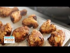 Classic Fried Chicken | Everyday Food with Sarah Carey