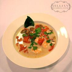 Recette soupe Thaï