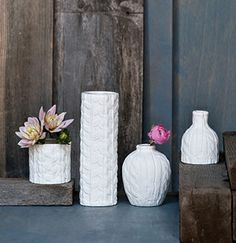 Tricot Ceramic Collection