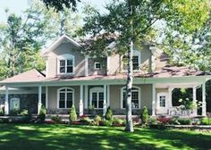 This would be a cute country home!!