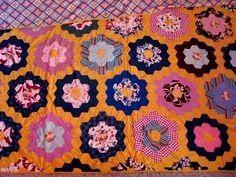 pieceful life: hexagon
