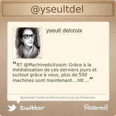 @yseultdel, l'une des organisatrice de la journée