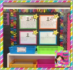 Sugar and Spice: My Classroom Work Expectations