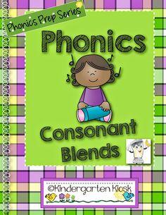Consonant Blends! Part 7 of the Phonics Prep Series.