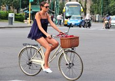 bicycl girl, bicycl lifestyl
