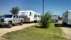 Got me a campsite now