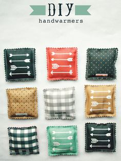 DIY Hand Warmers - DIY Gift World