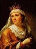 Hedwige, Princess of the Germans-28th great grandmother princess, famili tree, ancestr portrait, hedwig, ancestr histori