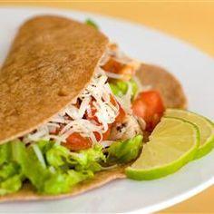 Lime Chicken Soft Tacos - Allrecipes.com