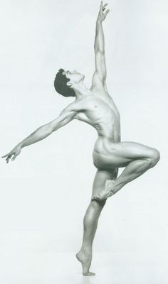 Roberto Bolle dancer...perfect body