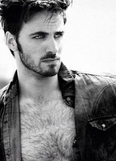 Colin O'Donoghue...GOOD LAWD this man is gorgeous!!! this is perfection!!!