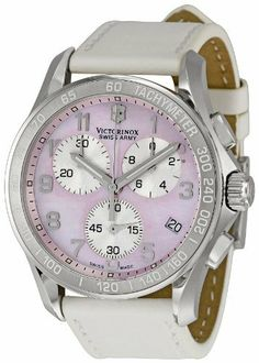 Victorinox Swiss Army Women's 241257 Classic Mother-Of-Pearl Dial Watch Victorinox Swiss Army. Save 50 Off!. $259.95. Stainless-steel case. Quartz movement. Water-resistant to 330 feet (100 M). Antireflective-sapphire crystal. Case diameter: 42 mm