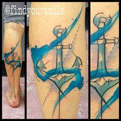 Anchor by Russell van Schaick