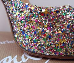 Glitter cures all