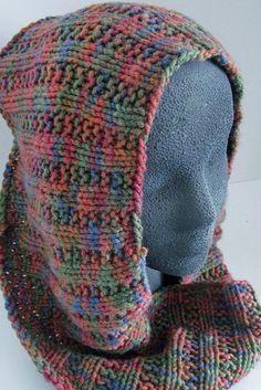 Free pattern: Warm & Cozy Cowl by Melanie Smith