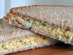 Simple Pleasures #Recipe: Cheese and Onion Sandwich