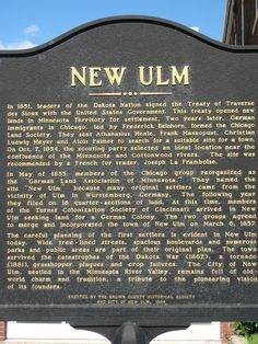 New Ulm MN