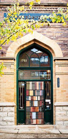 books, the doors, illinois, home libraries, offices, book binderi, chicago, homes, binderi door