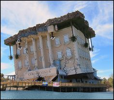 Wonderworks Upside Down house - Myrtle Beach, South Carolina