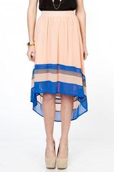 Bartlett Tail Skirt