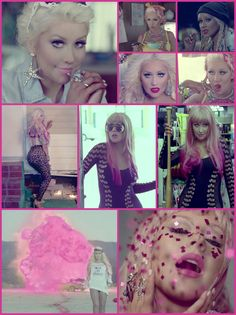 #Christina #Aguilera / Your Body   holy #gaudiness...I LOVE it!