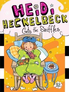 J SERIES HEIDI HECKELBECK. Heidi is excited about Brewster's fall festival, but she catches a cold and her magic may not be enough to make her well in time .