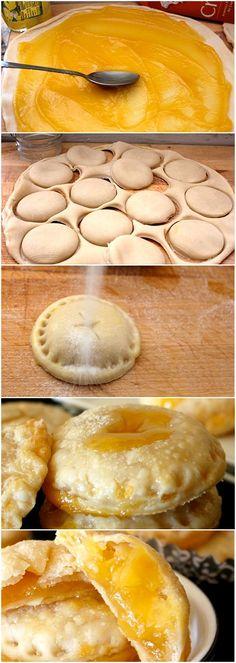Luscious Lemonade Pie Cookies