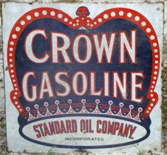 #crown #gasoline