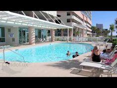 Blue Water Keyes - Oceanfront Resort located in North Myrtle Beach, SC.