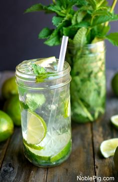 The Best Mojito from NoblePig.com
