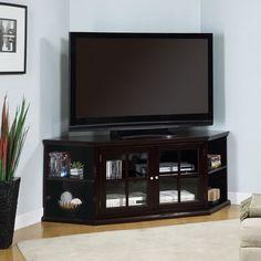 oak corner television cabinet Corner TV Cabinet