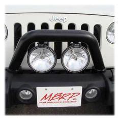 Off Camber Fabrications Frame Mount Light Bar for 07-up Jeep® Wrangler & Wrangler Unlimited JK