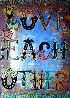 ( Love Each Other )