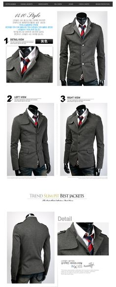 New Slim Fit Blazer Jacket