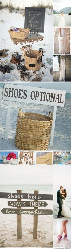 Perfect for a beach wedding!