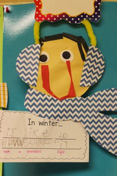 Mrs. Lee's Kindergarten: Winter Centers & Oldie but Goldie FREEBIE