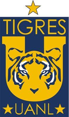 Nuevo logotipo de los Tigres de la UANL.